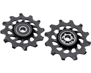 AbsoluteBLACK SRAM 1x11 Race/MTB Jockey Wheels
