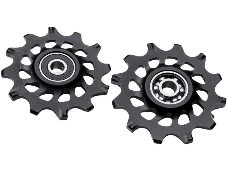 AbsoluteBLACK Jockey Jockey Wheels
