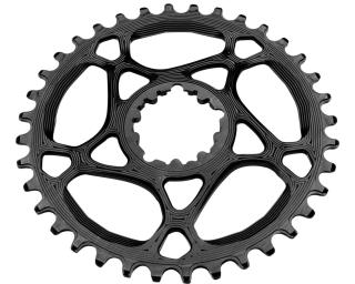 AbsoluteBLACK Spiderless Sram Narrow-Wide Chainring Black