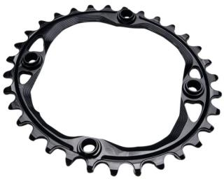 AbsoluteBLACK Narrow Wide Oval Chainring 104 mm