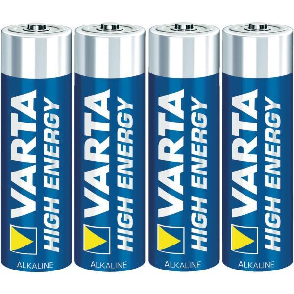 Varta AA High Energy   Batterier og opladere