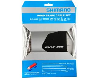 Shimano Dura Ace Brake Cable set White
