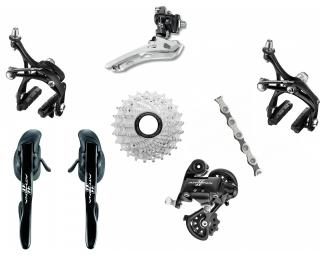Campagnolo Athena 11s Kit Excl. Crank 2015 Zwart