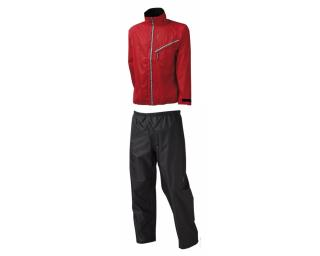 AGU Passat Rain Suit Red