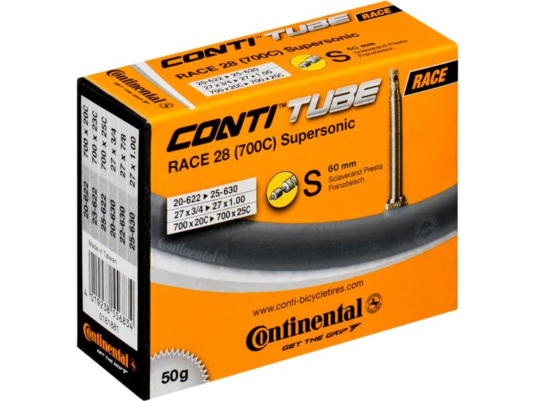 Continental Supersonic Race Inner Tube 60 mm