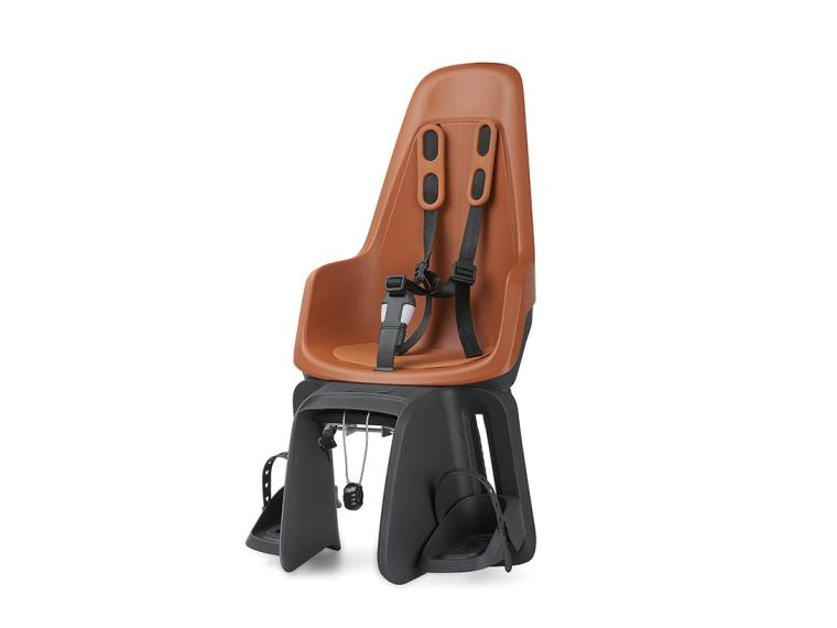Bobike One Maxi Rear-mounted Seat Brown