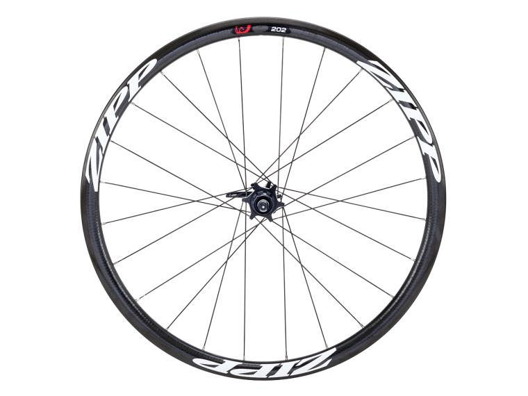 Zipp 202 Firecrest Carbon Clincher Disc Road Bike Wheels