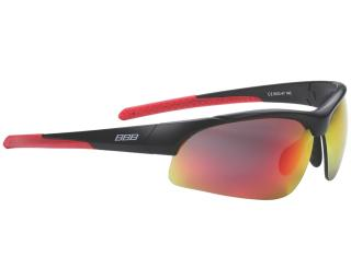 BBB Cycling Impress Fahrradbrille Rot