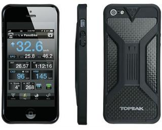 Topeak Smartphone RideCase Schwarz / Apple iPhone 5
