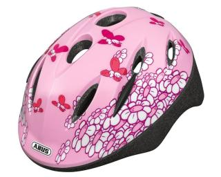 Abus Smooty Helm Roze