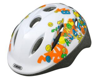 Abus Smooty Helmet White