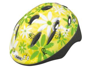 Abus Smooty Helm Geel
