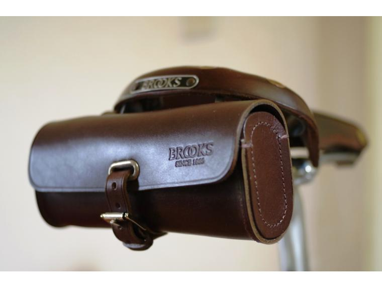 Brooks Challenge Saddle Bag
