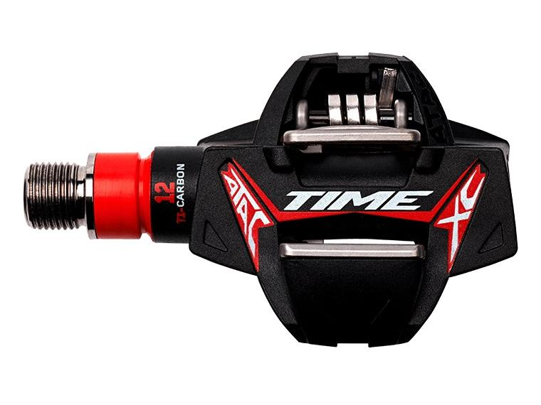 Time Atac XC 12 Pedals Black