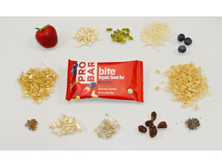 ProBar Bite Mixed Berry Box
