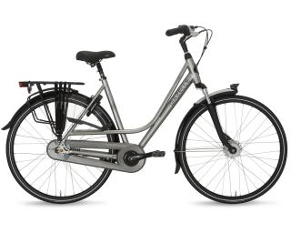 Gazelle Paris C7 + Damen / Grau