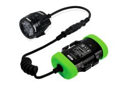 Hope R4+ LED Vision Lightweight 1 x 2 cell ES Battery UK Version
