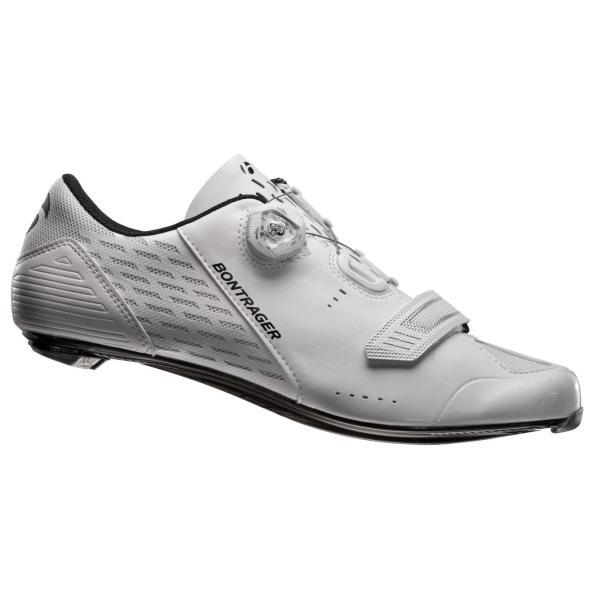Chaussures Blanches Bontrager Pour L'été Avec Des Hommes De Fermeture Velcro 2Zylc0K1EF