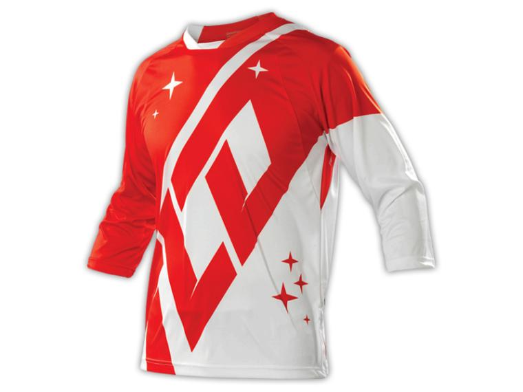 Troy Lee Designs Ruckus Jersey Red
