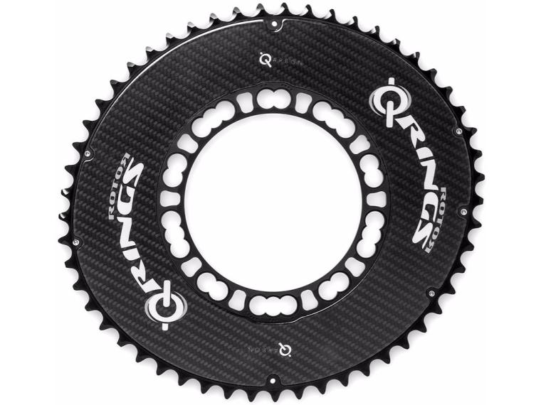 Rotor Q-ring Carbon Chainring