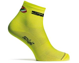 Sidi Color Socks 1 paar / Geel