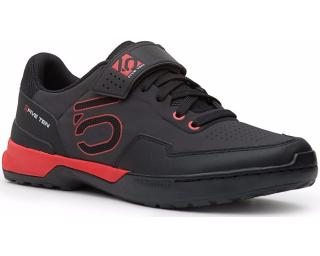 Five Ten Kestrel Lace Freeride Schoenen Rood