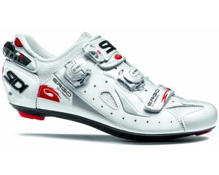 Sidi Ergo 4 Road Shoes White
