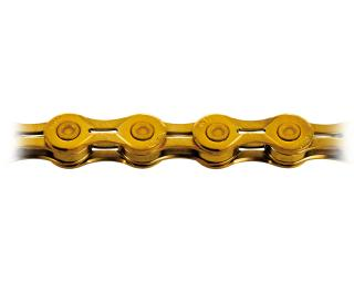 KMC X10EL 10s Chain Gold