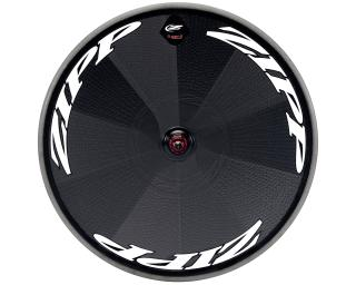 Zipp Super-9 Carbon Clincher Disc Achterwiel Wit
