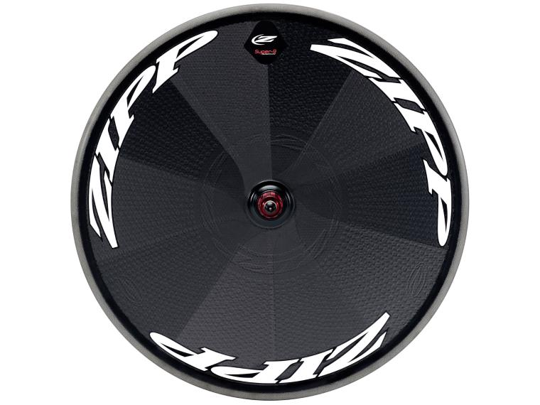 Zipp Super-9 Carbon Clincher Disc Rear wheel White