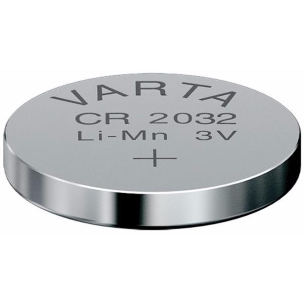 Varta CR2032 Knapcellebatteri   Batterier og opladere