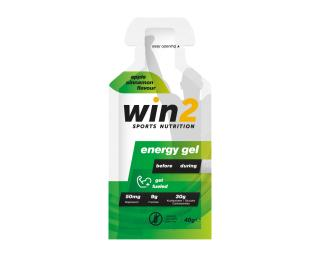 WIN2 Energy Gel Appel Kaneel