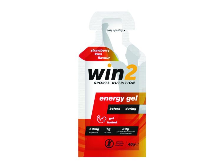 WIN2 Energy Gel Strawberry