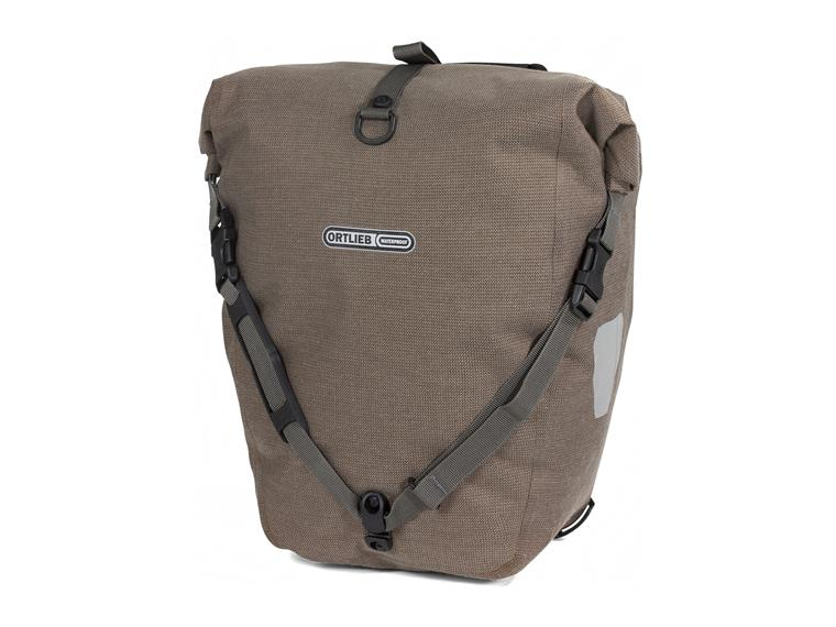 Ortlieb Back Roller Urban Pannier Brown