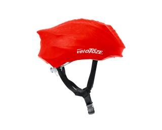 Couvre-casque Velotoze helmcover Rouge