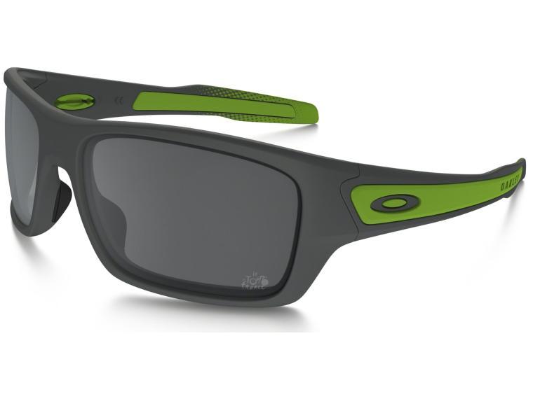 Oakley Turbine Tour de France Oakley Brille - Matte Grey Prizm Polarized KDrEe0aepK