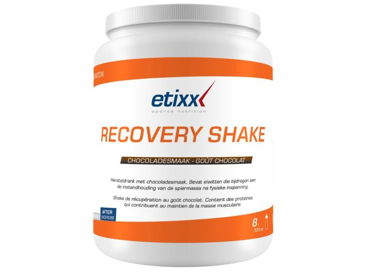 Etixx Recovery Shake Chocolate 400 grams