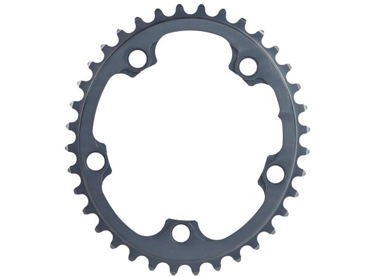 AbsoluteBLACK Winter Line Oval 110*5 Chainring 34 / 36