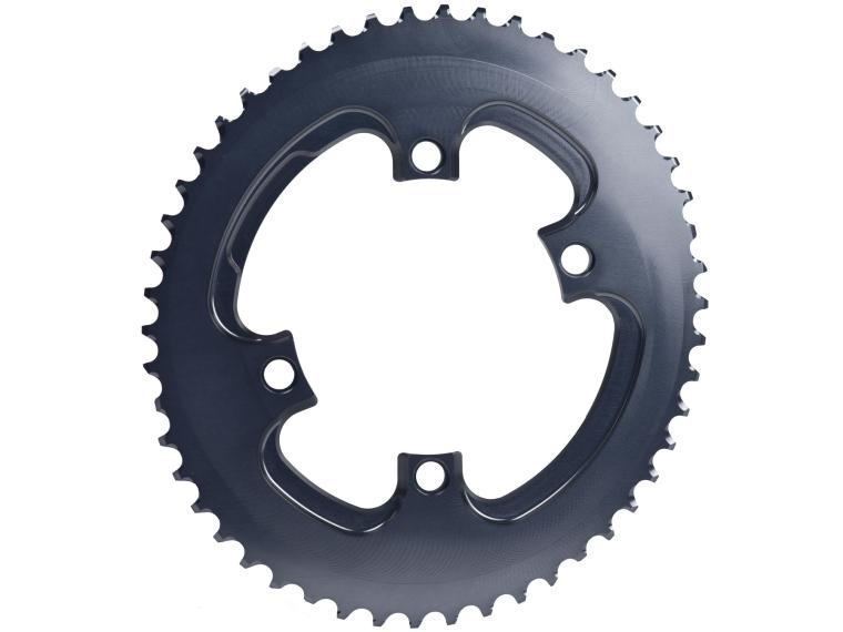 AbsoluteBLACK Winter Line Oval 110*4 Chainring 52 / 50