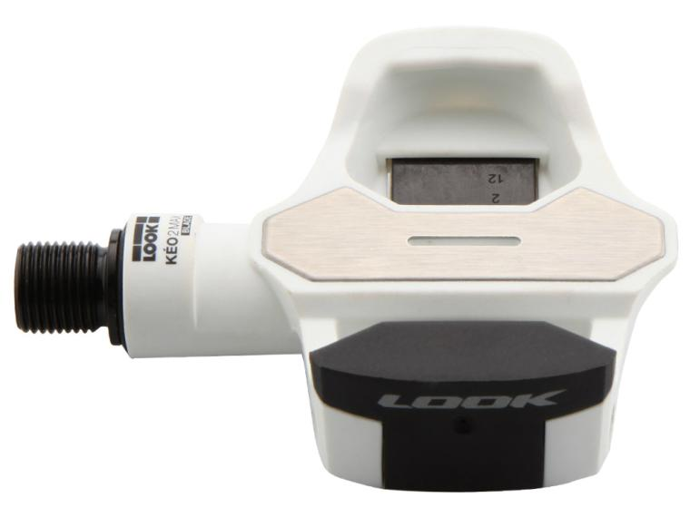 Look Keo 2 Max Blade 12Nm Pedals White