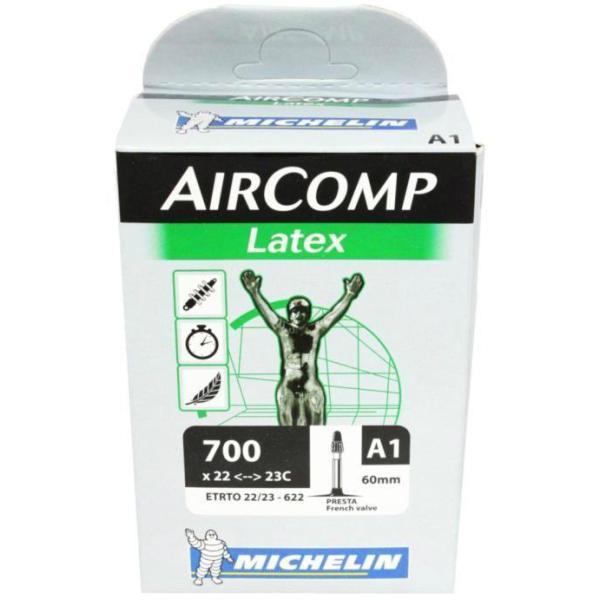 Michelin Aircomp Latex A1 Slange | Slanger