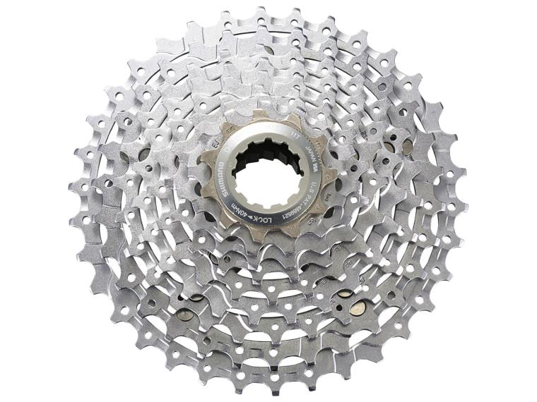 Shimano Deore XT M770 9 Speed Cassette