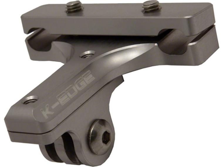 K-Edge Go Big GoPro Saddle Rail Mount