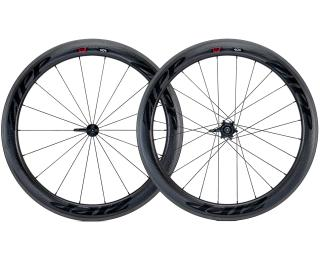 Zipp 404 Firecrest Carbon Clincher Road Bike Wheels Black