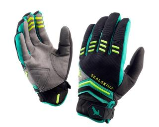 Sealskinz Dragon Eye MTB Glove Green