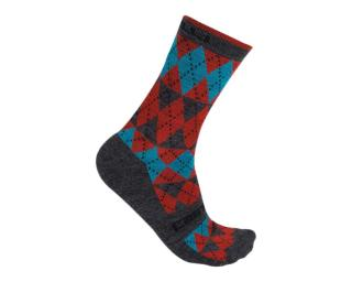 Castelli Diverso Socks Red