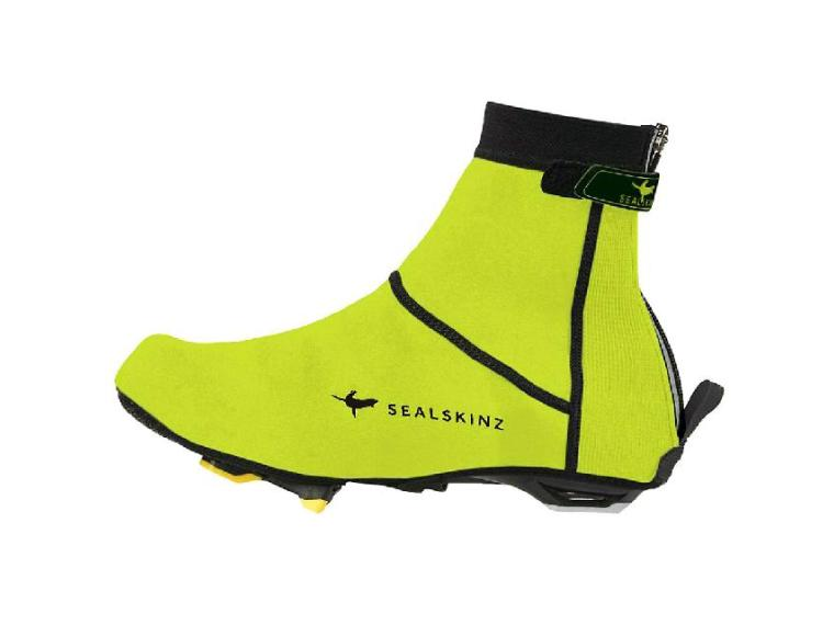 Sealskinz Neoprene Open Sole Yellow