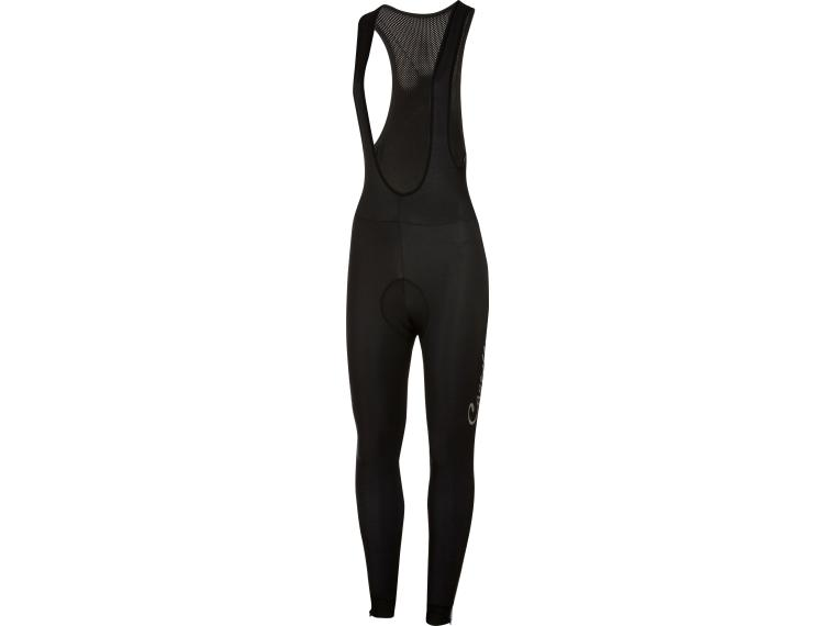 Castelli Nanoflex Donna Bib Tights Black