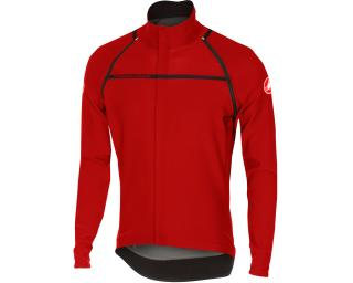 Castelli Perfetto Convertible Windstopper Rot