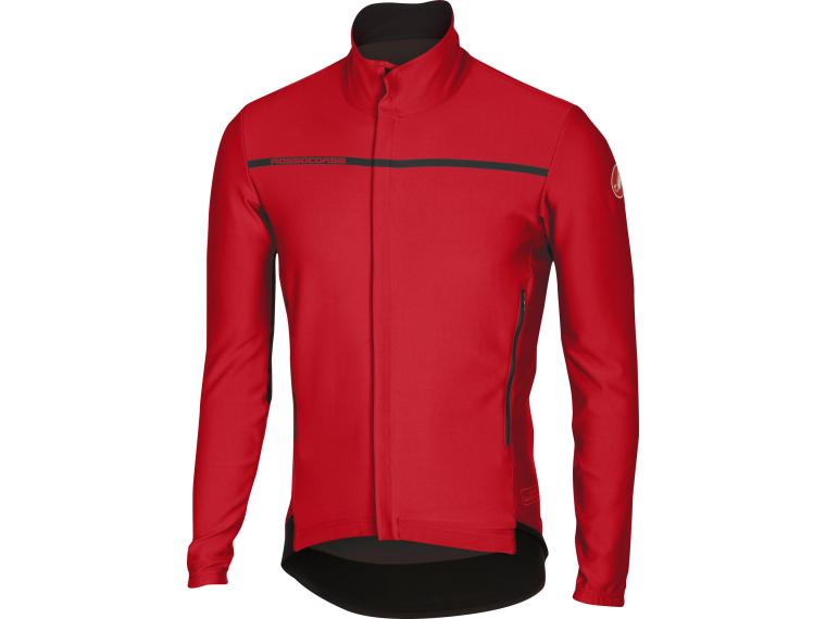 Castelli Perfetto Jacket Red